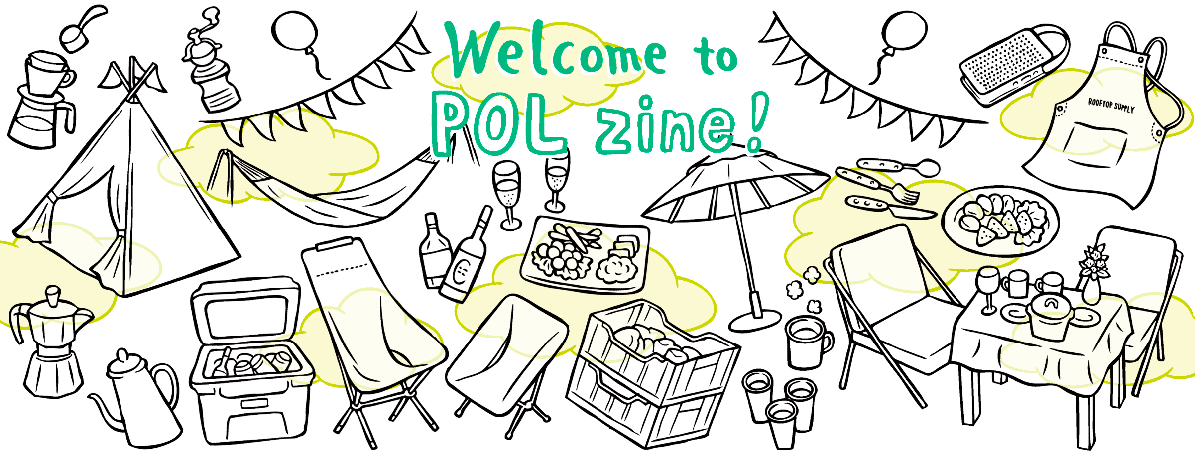Welcome to POL zine!
